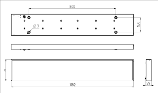 Светильник светодиодный ССВ 30-2700-К50