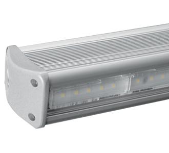 Линзованный светильник FG 50 55W