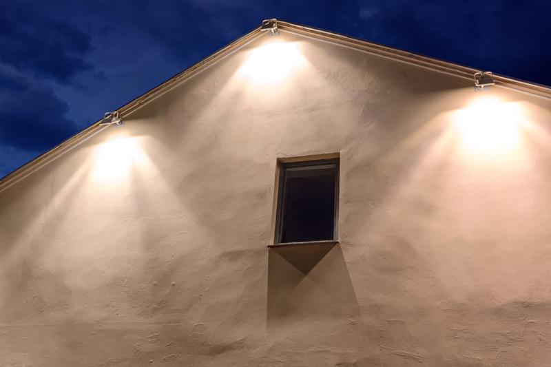 уличный светодиодный светильник FP 200 20W