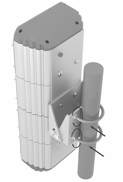 светильник промышленный FW 150 150W светодиодный